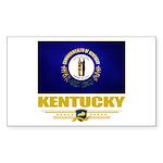 Kentucky Pride Sticker (Rectangle 10 pk)