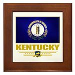 Kentucky Pride Framed Tile