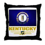Kentucky Pride Throw Pillow