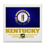 Kentucky Pride Tile Coaster