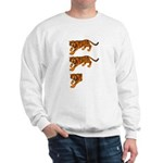 Two and a Half Tigers Sweatshirt