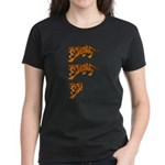 Two and a Half Tigers Women's Dark T-Shirt