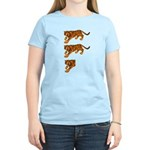 Two and a Half Tigers Women's Light T-Shirt