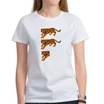 Two and a Half Tigers Women's T-Shirt