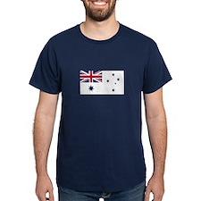 Australian Flag T-Shirt (Dark)