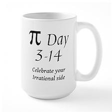 Pi Day - March 14 Mug
