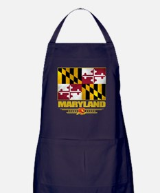 Maryland Pride Apron (dark)