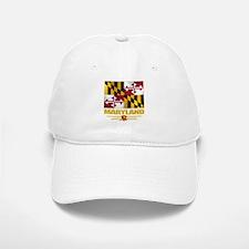 Maryland Pride Baseball Baseball Cap