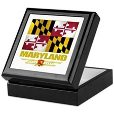 Maryland Pride Keepsake Box