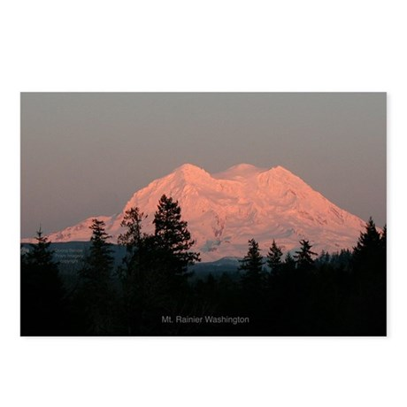 Majestic Mountains Postcards (Package of 8)