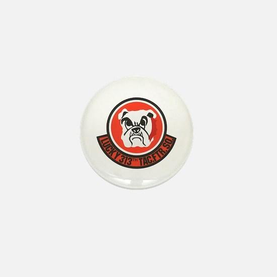 Lucky Puppy Mini Button