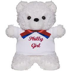 Philly Girl Teddy Bear