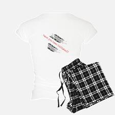 Thrown Under The Bus Club Pajamas
