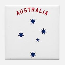 Southern Cross Tile Coaster