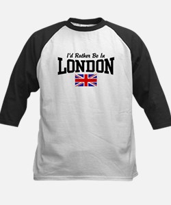 I'd Rather Be In London Tee