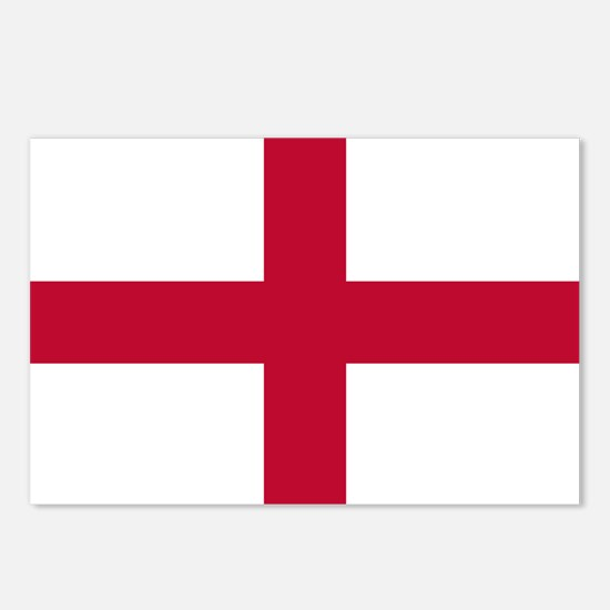 St. George's Cross Postcards (Package of 8)
