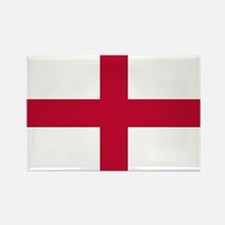St. George's Cross Rectangle Magnet (10 pack)