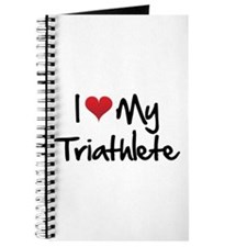 I heart my triathlete Journal