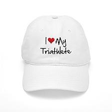 I heart my triathlete Hat