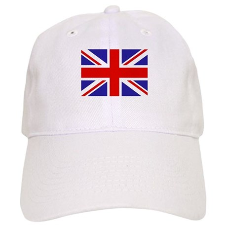 British Flag Cap