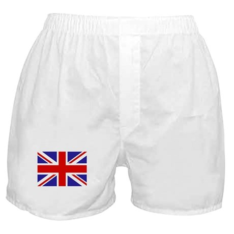 British Flag Boxer Shorts