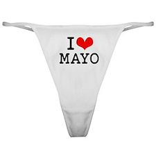 I Love Mayo Classic Thong