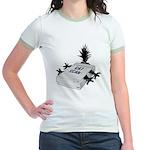 Cat Scan Jr. Ringer T-Shirt
