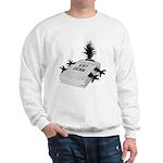 Cat Scan Sweatshirt