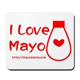 Mayonnaise Classic Mousepad