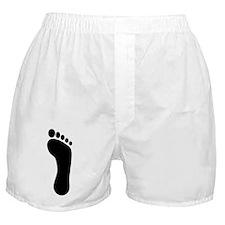 Footprint Boxer Shorts