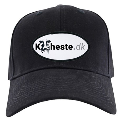 koheste.dk Black Cap with Patch
