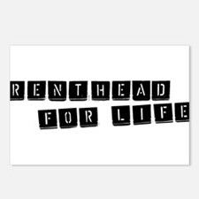 For Life Postcards (Package of 8)