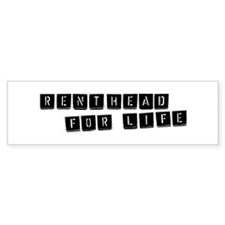 For Life Bumper Bumper Sticker