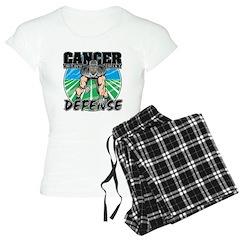 Melanoma Never Take Defense Pajamas