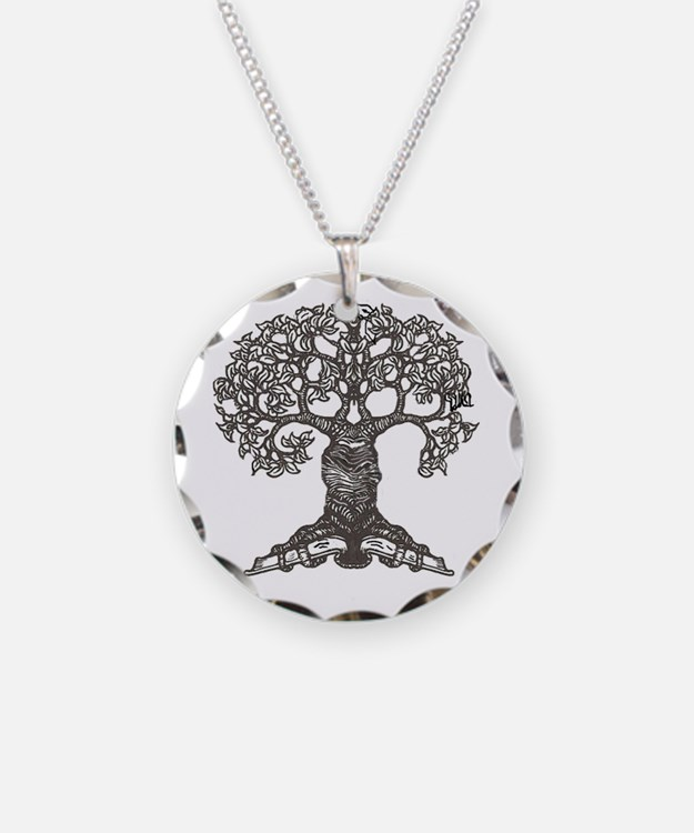 The Reading Tree Necklace