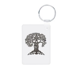 The Reading Tree Keychains