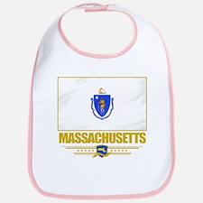 Massachusetts Pride Bib