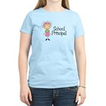 Principal School Lady Women's Light T-Shirt