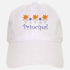 Principal Gift Flowered Baseball Baseball Cap