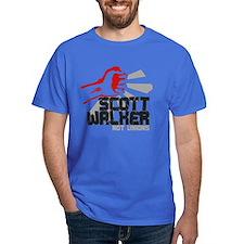 Smash Scott Walker Thugs T-Shirt