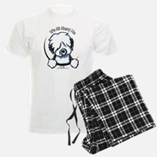 Old English Sheepdog IAAM Pajamas