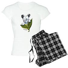 Platinum Skye Terrier Pajamas