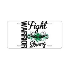 Fight Strong Liver Cancer Aluminum License Plate