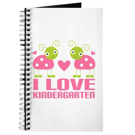 Cute Kindergarten Journal