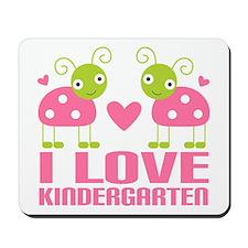 Cute Kindergarten Mousepad