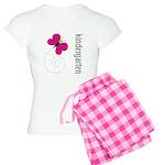 Cute Kindergarten Women's Light Pajamas