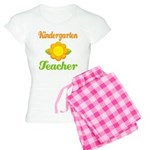 Cute Kindergarten Women's Light Pajamas