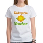 Cute Kindergarten Women's T-Shirt