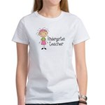 Cute Kindergarten Teacher Women's T-Shirt
