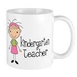 Cute Kindergarten Teacher Mug